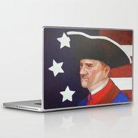 revolution Laptop & iPad Skins featuring Revolution by Trehan's Treasures