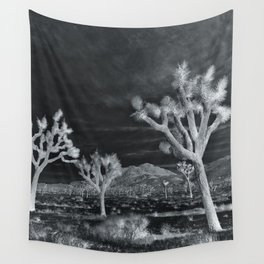 Joshua Tree InfraRed by CREYES Wall Tapestry