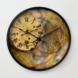 Die Zeit verfliegt ! Wall Clock