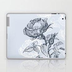 Graphic drawing roses Laptop & iPad Skin