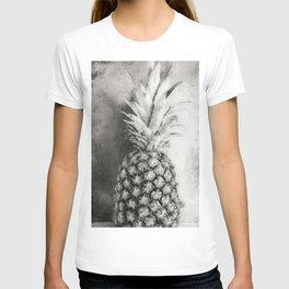 Pineapple Black and White T-shirt