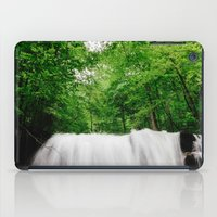 tennessee iPad Cases featuring Tennessee Summer by Thomas Graglia