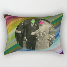 Wedding Portal 004 Rectangular Pillow