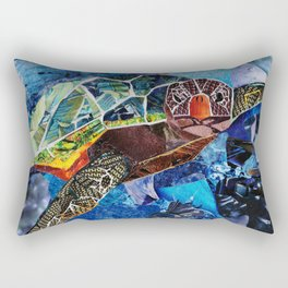 Sea Turtle Rectangular Pillow