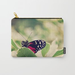 peek a boo butterfly Carry-All Pouch