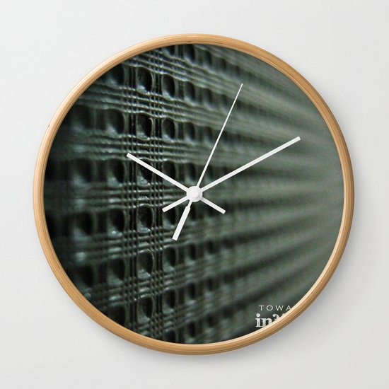 Towards Infinity Wall Clock