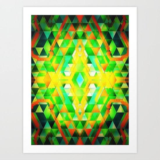 ARANEAEVISION Art Print