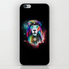 Yin and Yan lion iPhone Skin
