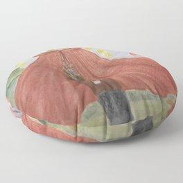 Faerie Circle Floor Pillow