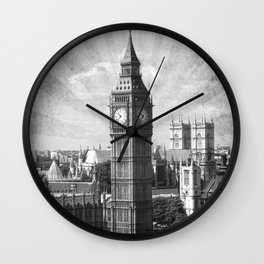 Vintage Big Ben Wall Clock