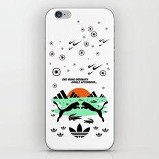 Shoe Artwork iPhone & iPod Skin