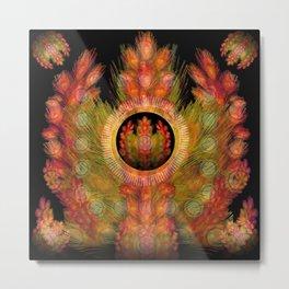 """""""Golden spring equinox"""" Metal Print"""