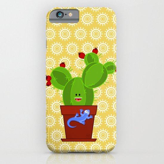 my dear cactus iPhone & iPod Case