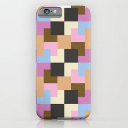Ice Cream Pixels iPhone Case