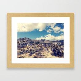 Anza Borrego Framed Art Print