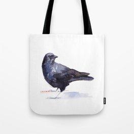 Crow #3 Tote Bag
