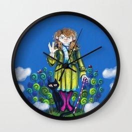 Ginger Ann Wall Clock