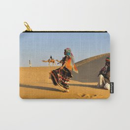 Thar Desert, Rajasthan, India Carry-All Pouch