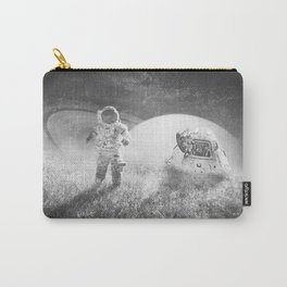 Familiar Planet Carry-All Pouch