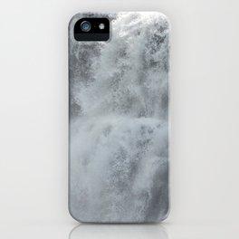 Upper Falls iPhone Case