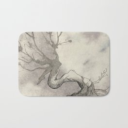 Tree-Spirit Bath Mat