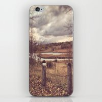 river iPhone & iPod Skins featuring River by Anthony Londer