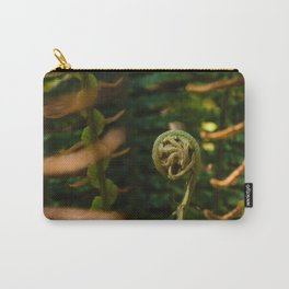 Unfurling Carry-All Pouch