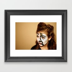 Spotted Framed Art Print