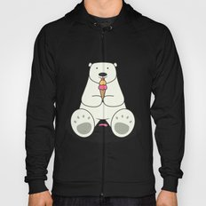 Ice Cream Lover Bear Hoody