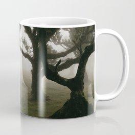 Madeia Fanal Forest in Fog Coffee Mug