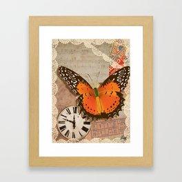 Lacewing Framed Art Print