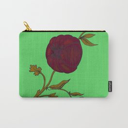 simple decorative pomegranate Carry-All Pouch