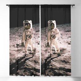 Astronaut Apollo Space Blackout Curtain