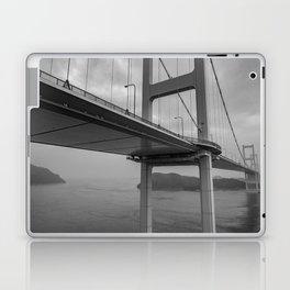 Long Dark Bridge Laptop & iPad Skin