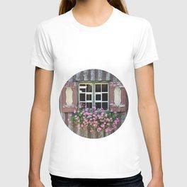 Good Morning Geraniums! T-shirt