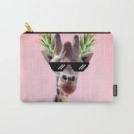 Giraffe King Carry-All Pouch