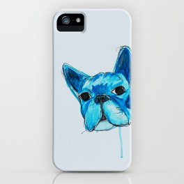 Drool iPhone Case