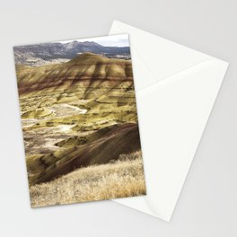 Spanning Time Stationery Cards