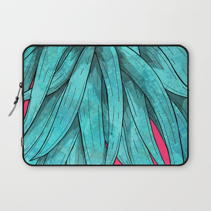Tropical Plant Laptop Sleeve