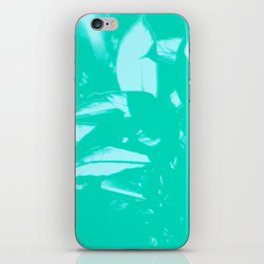 Leaves and Light iPhone Skin