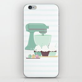 Just Bake iPhone Skin