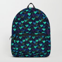 Glowing Hearts Backpack