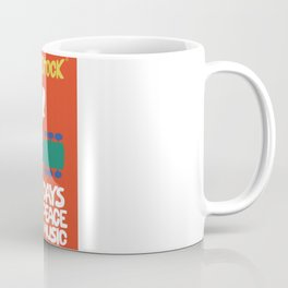 Woodstock 1969 Coffee Mug