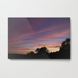 And Evening Of... Metal Print