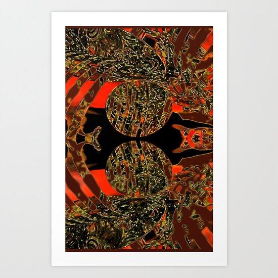 Intercession Art Print