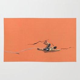 Climbing: Solitude Rug
