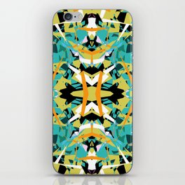 Abstract Symmetry iPhone Skin
