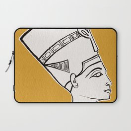 Queen Nefertiti Laptop Sleeve