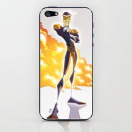 Ultaman iPhone Skin