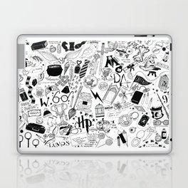 Hogwarts, Hogwarts, Hoggy Warty Hogwarts Laptop & iPad Skin